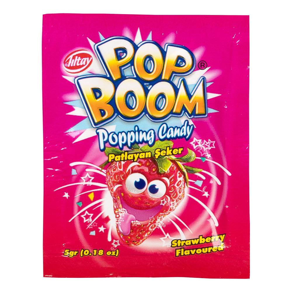 Pop Boom Strawberry - 1-pack