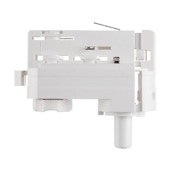 SG Armaturen 7402490 Adapteri riippuvalaisimelle Valkoinen