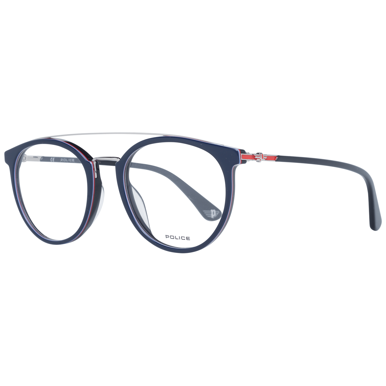 Police Men's Optical Frames Eyewear Blue PL881 5109DD