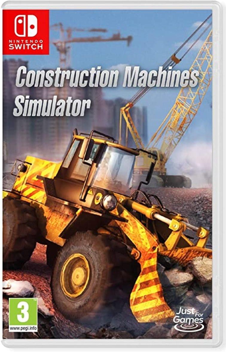 Construction Machines Simulator (Code in a Box)