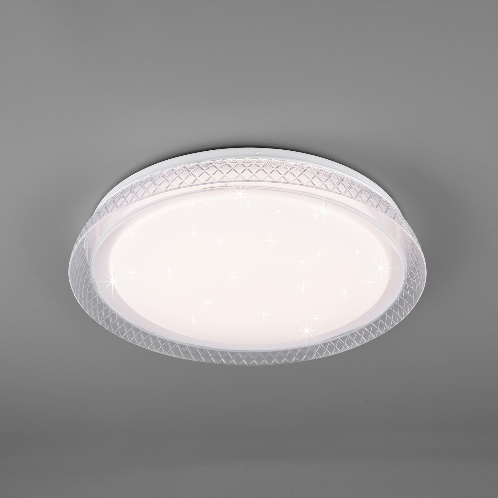 LED-kattovalaisin Heracles tunable white Ø 38cm
