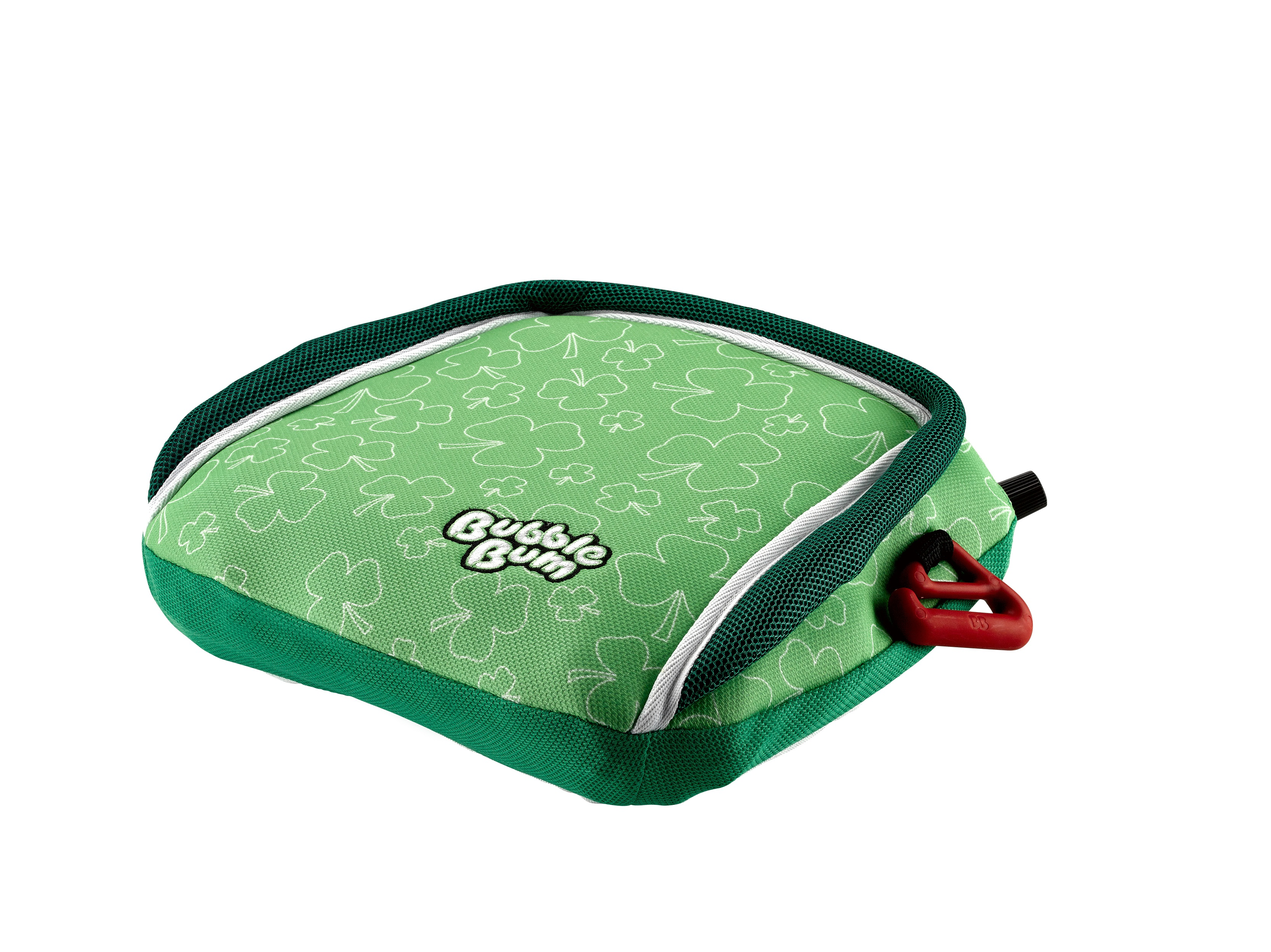 BubbleBum - Inflatable Child's Safety Booster Seat - Green
