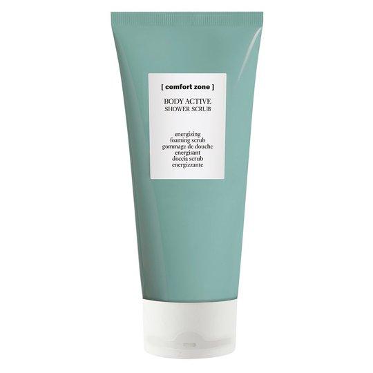 Body Active Foaming Scrub, 200 ml Comfort Zone Kuorinta ja kuivaharjaus