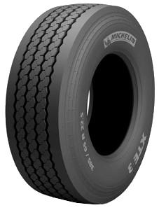 Michelin Remix XTE 3 ( 385/65 R22.5 160J kaksoistunnus 158L, pinnoitettu )