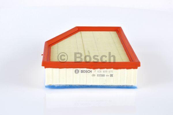 Ilmansuodatin BOSCH F 026 400 615