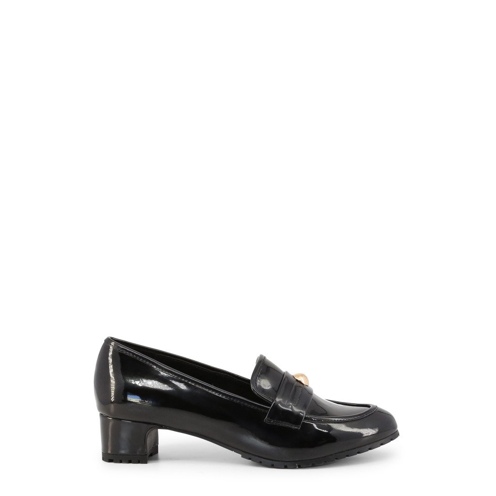 Roccobarocco Women's Loafer Various Colours RBSC0U301VER - black EU 38