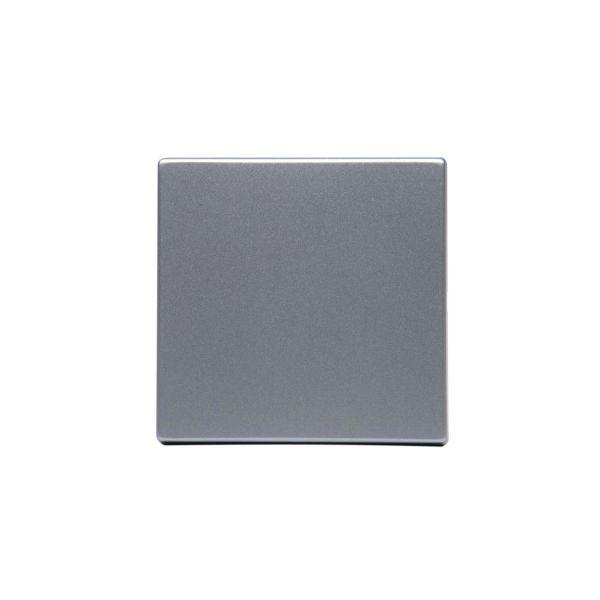ABB 1786-83 Enkeltvippe innfelt Aluminium