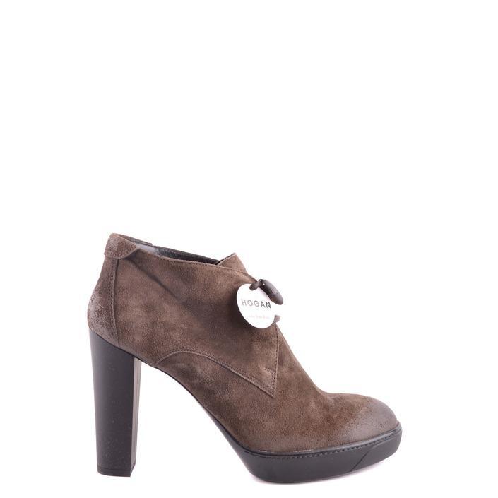 Hogan Women's Boot Brown 164308 - brown 40