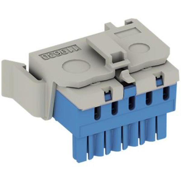 ABB Mistral 2CPX062745R9999 Nollaliitin DIN-kiinnityksellä