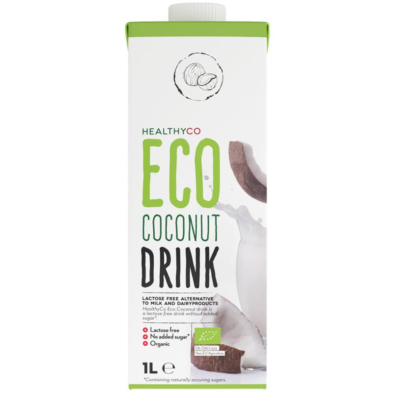 Healtyco Kookosjuoma 1l - 49% alennus