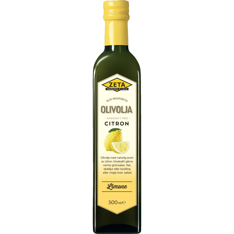 Olivolja Citron - 34% rabatt