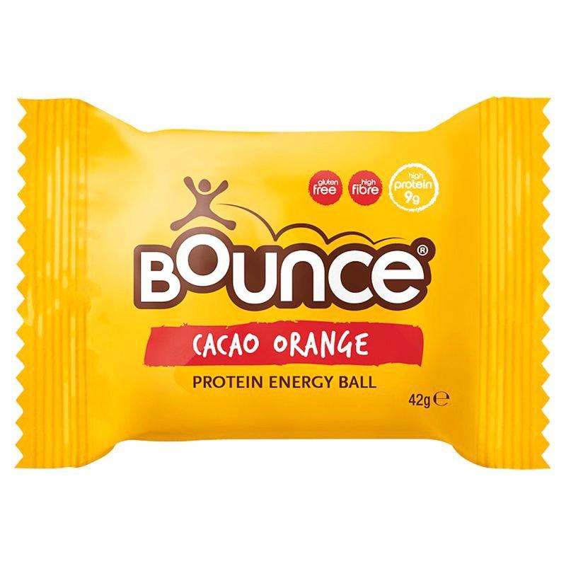 "Energiapallo ""Cacao Orange"" 42g - 48% alennus"