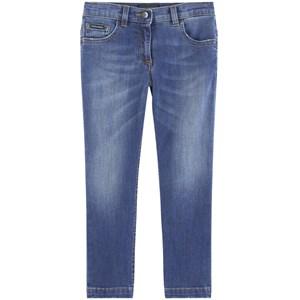 Dolce & Gabbana Mini Me skinny fit jeans 4 år