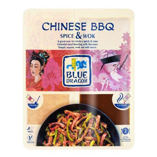 "Woksås & Kryddmix ""Chinese BBQ"" 150g - 67% rabatt"