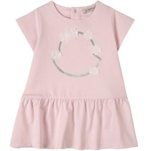 Moncler Branded Ruffle Tee T-shirt Rosa 9-12 mån