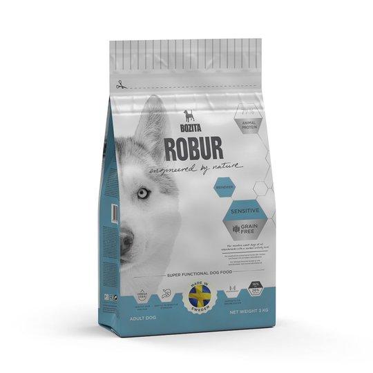 Robur Sens. Grain Free Reindeer (3 kg)