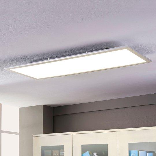 Lindby Livel -LED-paneeli, 4 000 K, 120 cm x 30 cm