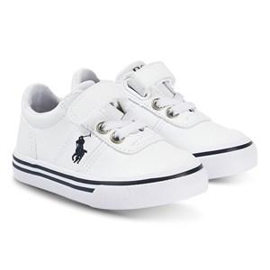 Ralph Lauren Hanford Kids Sneakers Vit/Marinblå 28 (UK 11)