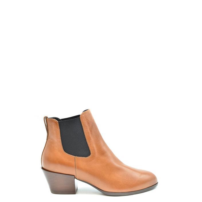 Hogan Women's Boot Brown 186120 - brown 36