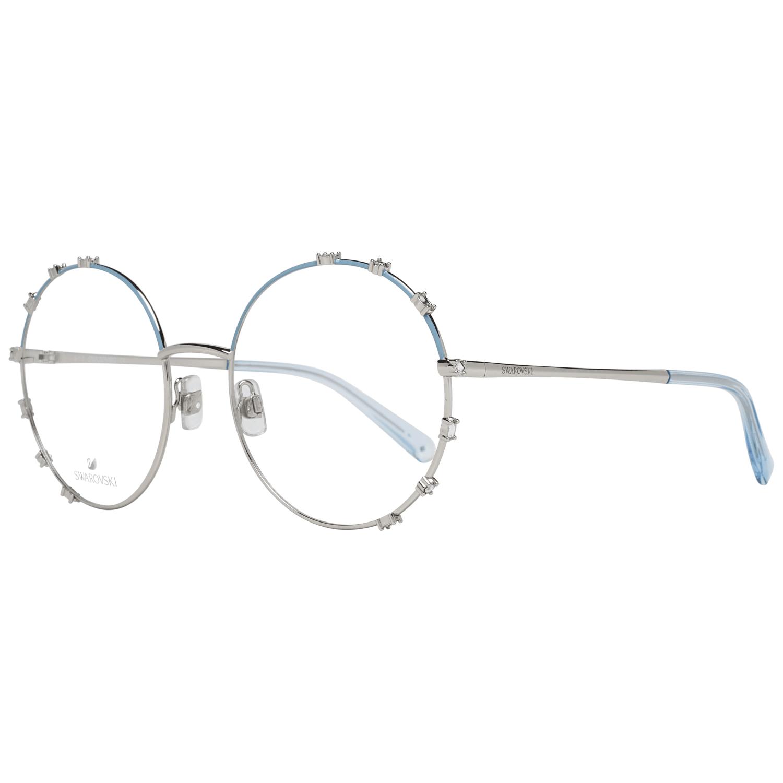Swarovski Women's Optical Frames Eyewear Silver SK5380 5716A