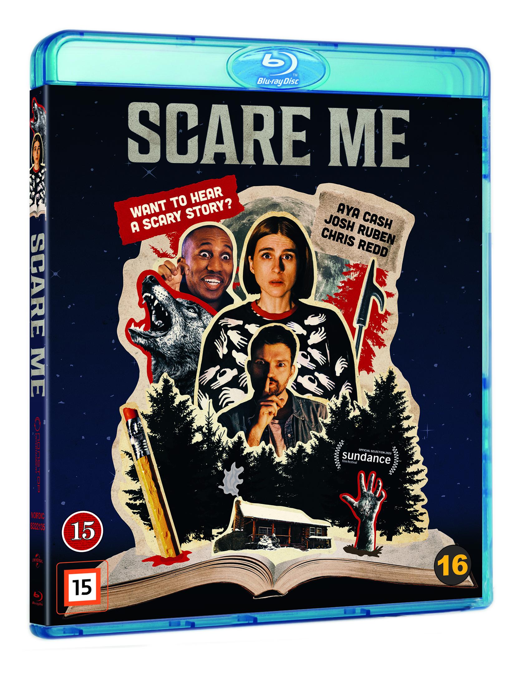 Scare Me - Blu ray