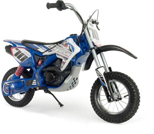 Injusa Elmotorsykkel Moto Blue Fighter