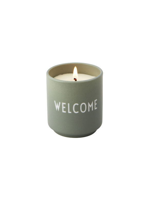 Design Letters - Scented Candle - Welcome (10107000GNWELCOME)