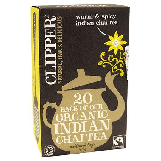 Svart Te Indisk Chai - 44% rabatt