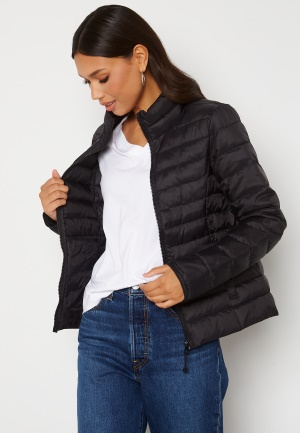 ONLY Newtahoe Quilted Jacket Black M