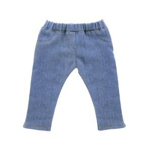 MissMiniMe Jenny Dock Jeans Blå 4 - 12 år