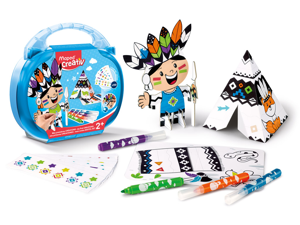 Maped - Creativ - My First Creations Kit (907027)