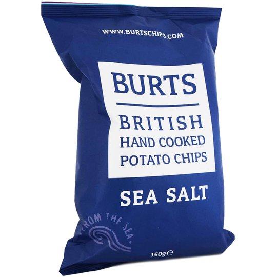 Chips Havssalt 150g - 57% rabatt