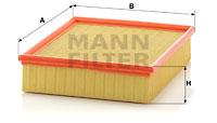 Ilmansuodatin MANN-FILTER C 26 151