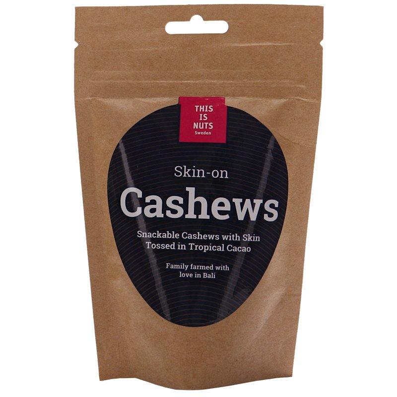 Kaakaokuorrutetut Cashewpähkinät - 72% alennus