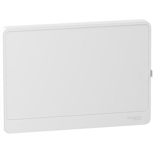 Schneider Electric R9H18421 Dør for Resi9 normkapsling, hvit 1 x 18 moduler