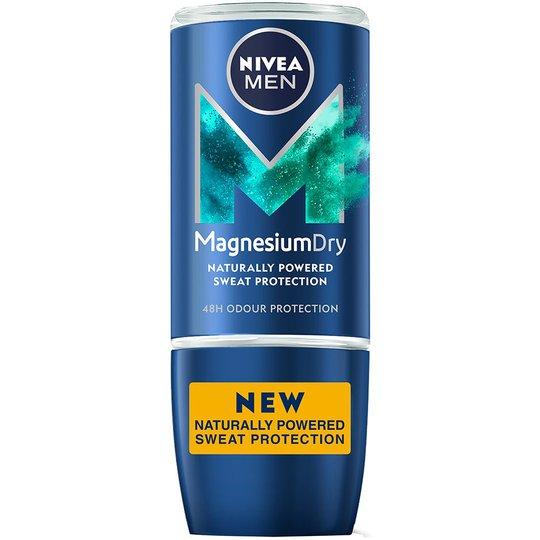 MEN Magnesium, 50 ml Nivea Roll-on-deodorantit