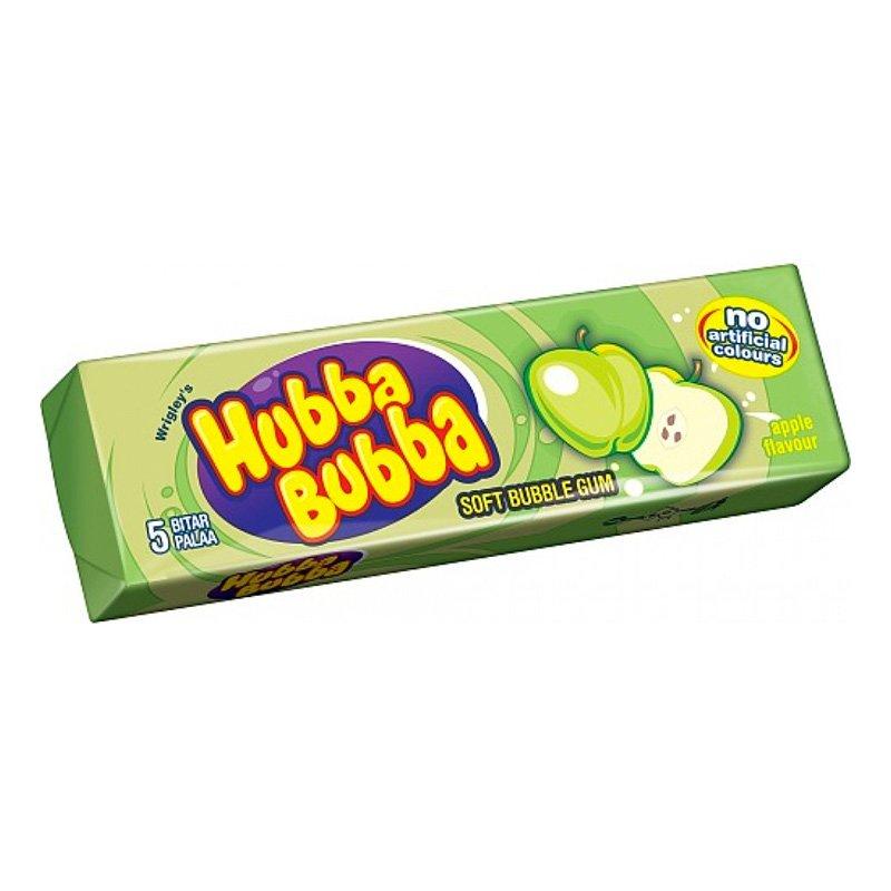 Hubba Bubba Äpple - 1-pack