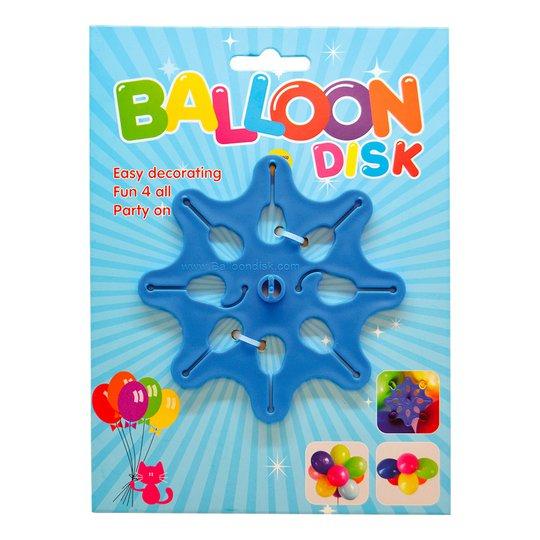 Balloon Disk Ballonghållare