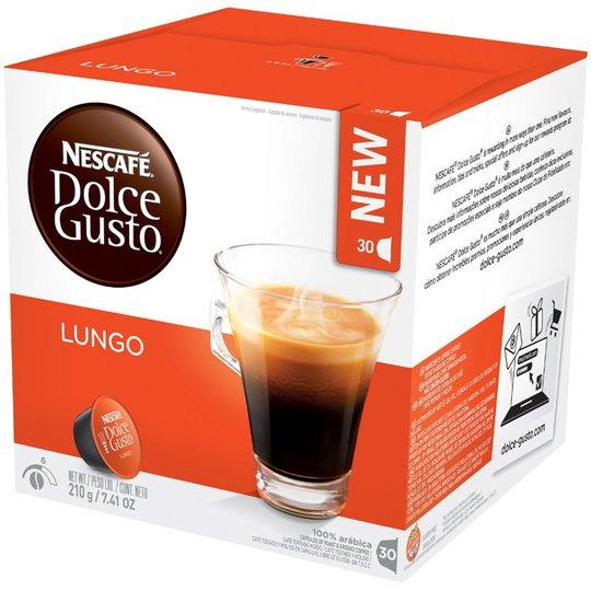 """Kaffekapslar """"Lungo"""" 30-pack - 44% rabatt"""