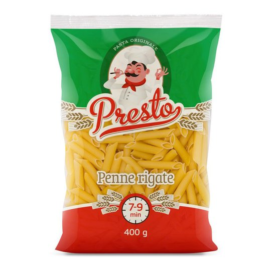Pasta Penne Rigate - 28% rabatt