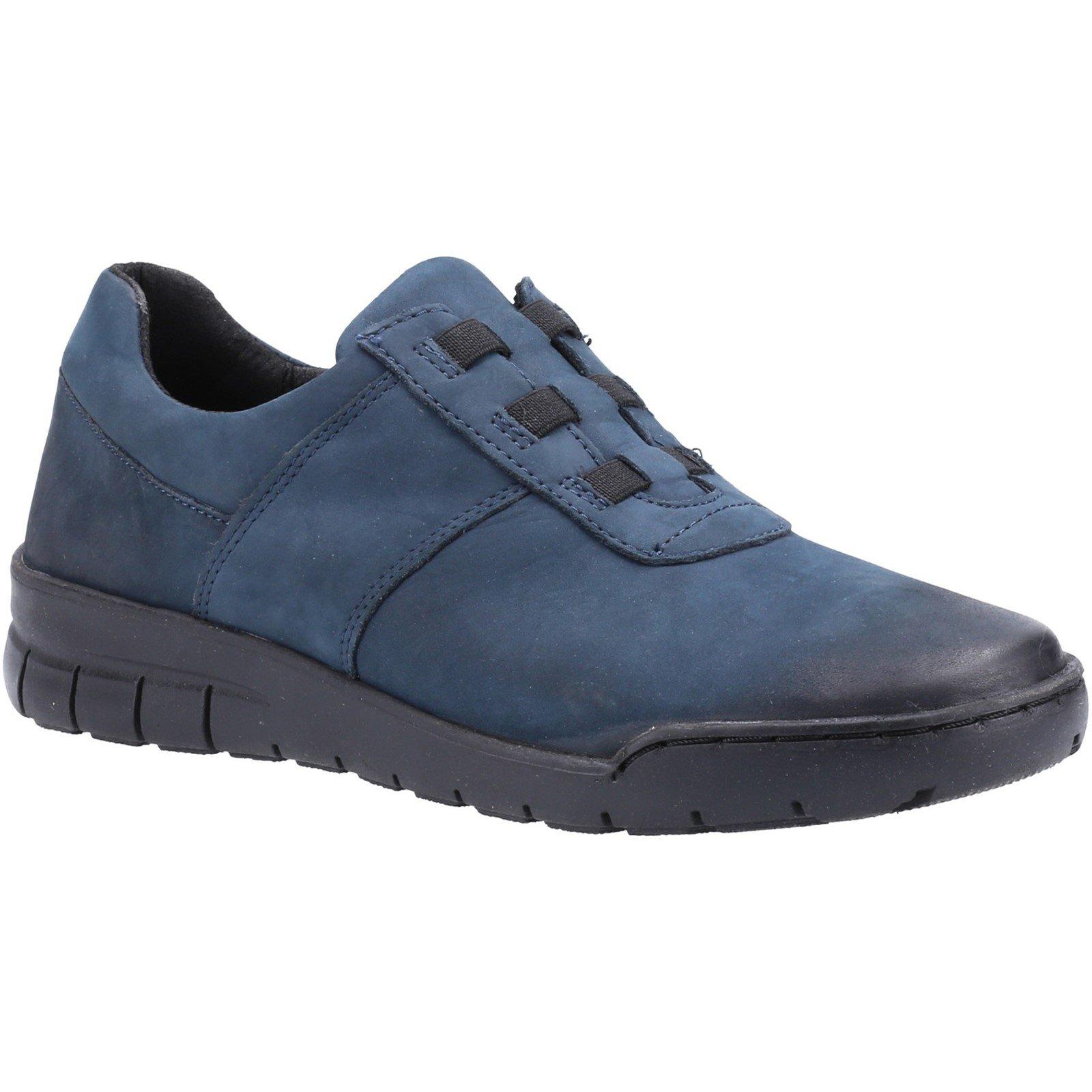 Fleet & Foster Women's Cristianos Slip On Shoe Various Colours 33015 - Navy 3