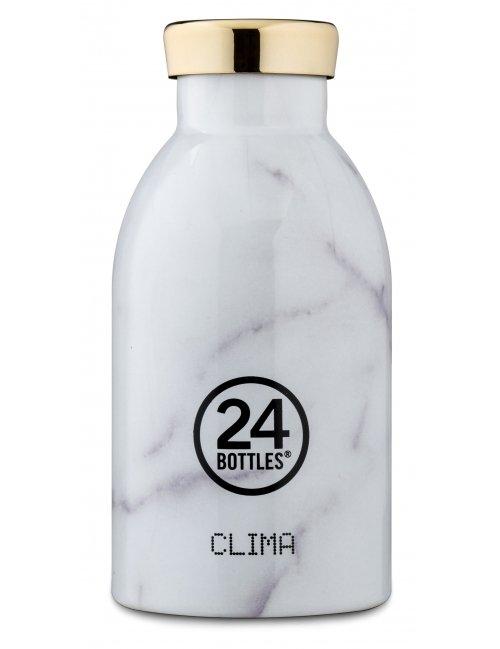 24 Bottles - Clima Bottle 0,33 L - Carrara (24B410)