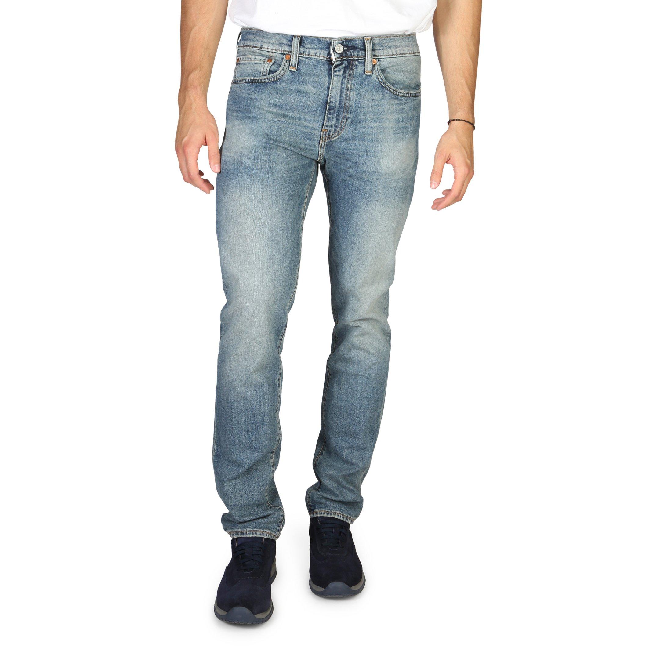 Levis Men's Jeans Various Colours 511-SLIM - blue-1 30