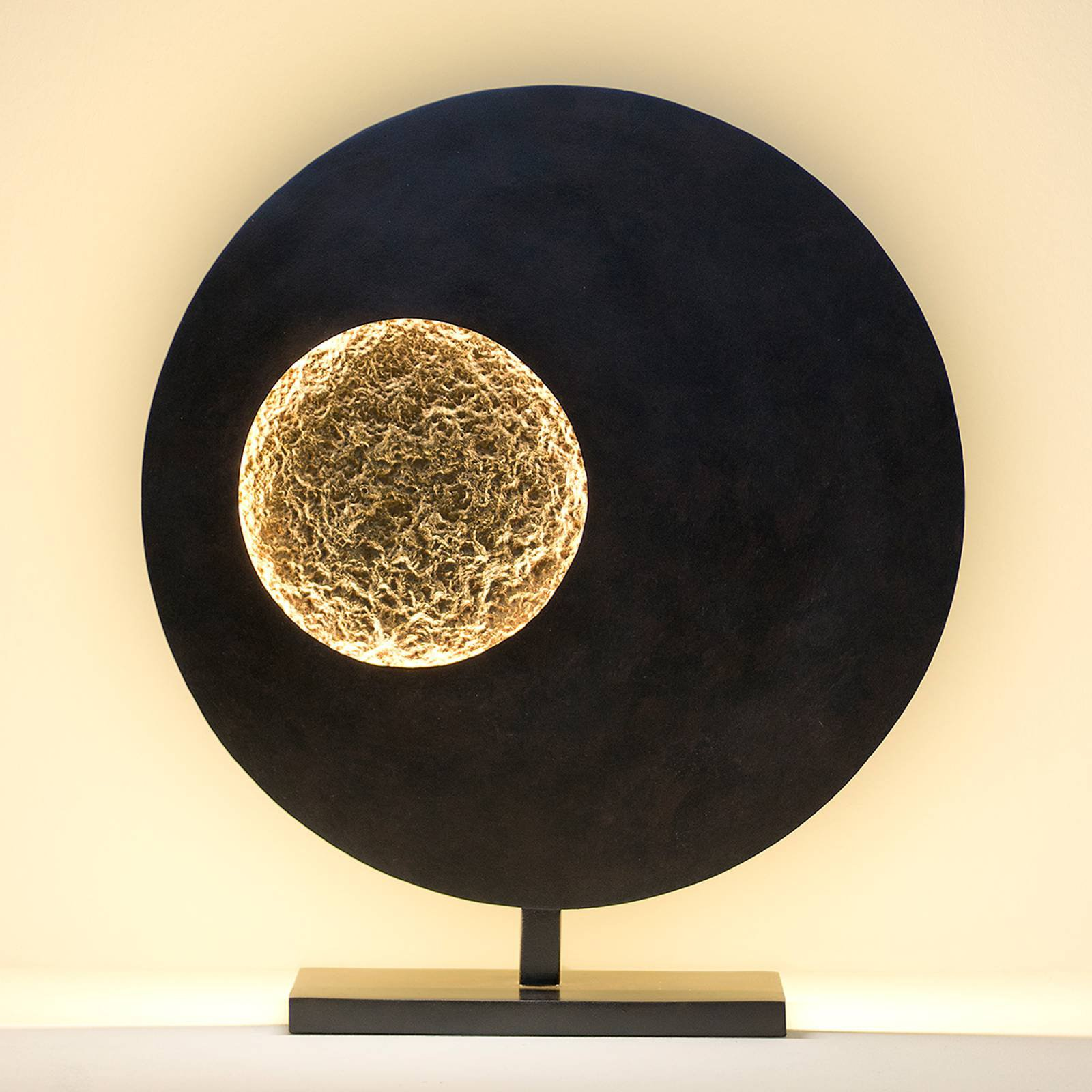 Enestående LED bordlampe Planet