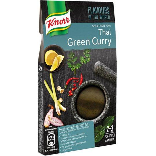 """Maustetahna """"Thai Green Curry"""" 57g - 50% alennus"""