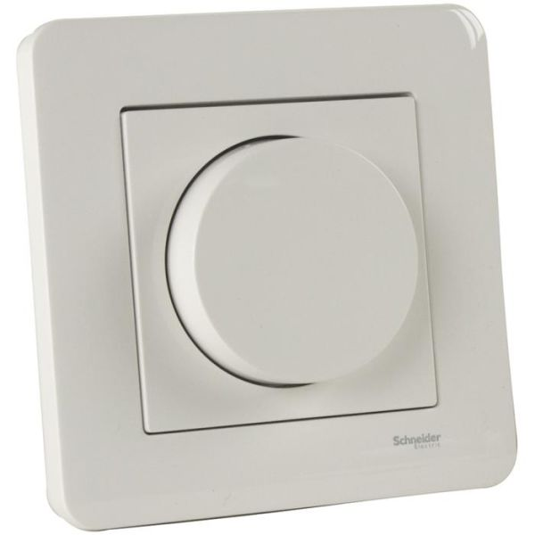 Schneider Electric Exxact Dimmer 20–630 W, hvit