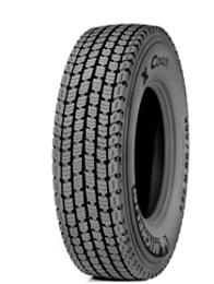 Michelin Remix X Coach XD ( 295/80 R22.5 152M, pinnoitettu )