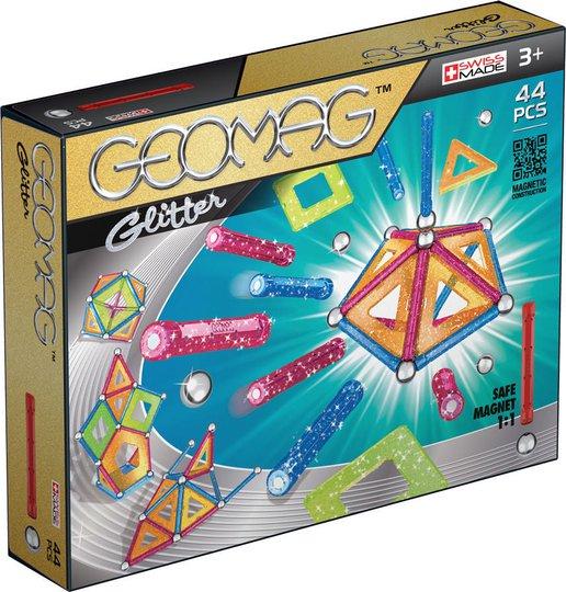 Geomag Byggesett Glitter 44