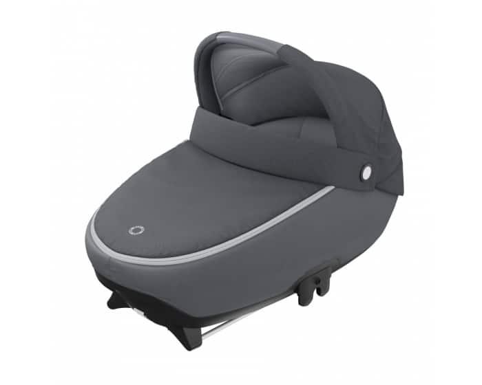 Maxi-Cosi - Jade Safty Carrycot For Lila/CP/ SP - Essential Graphite (Corol Rock Rim)