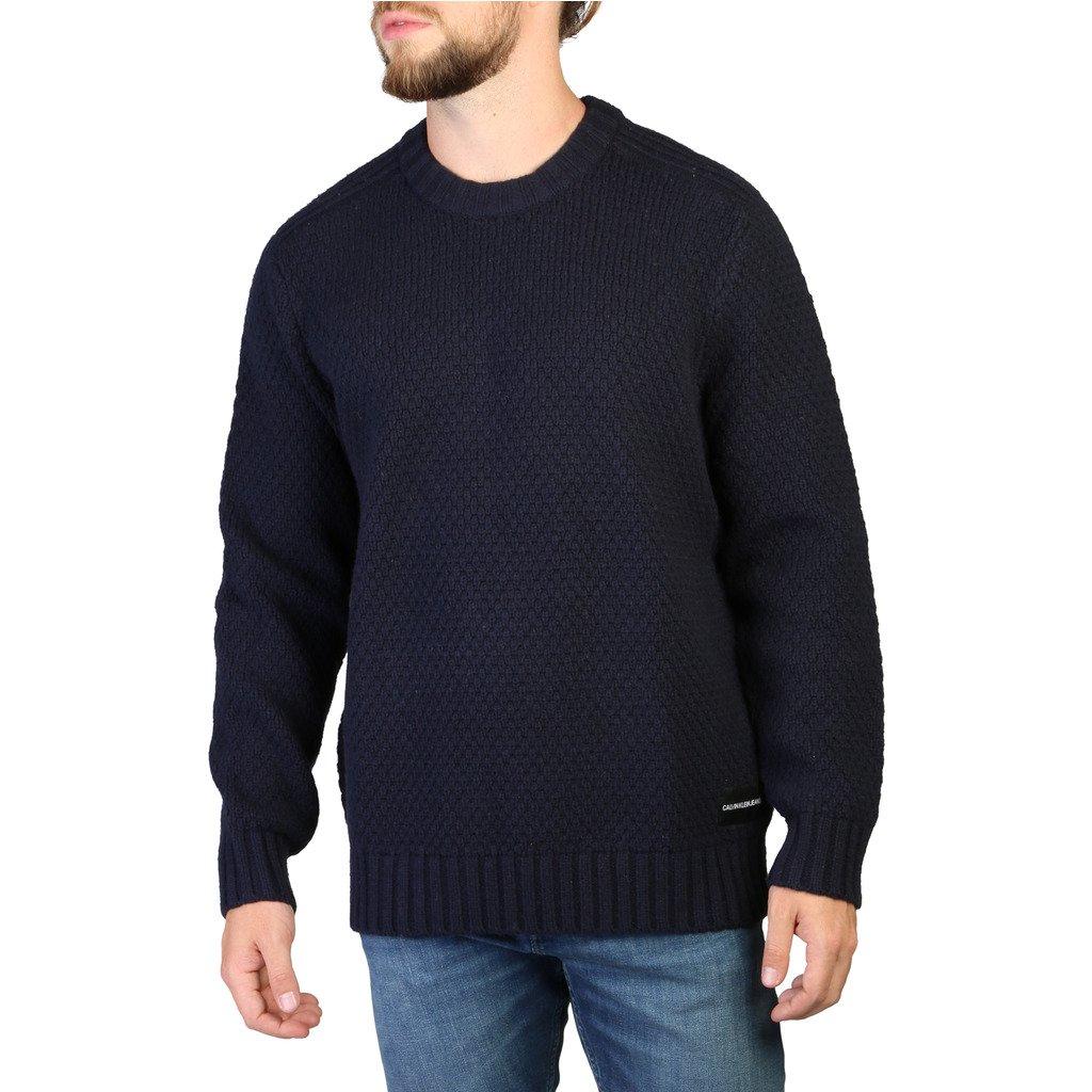 Calvin Klein Men's Sweaters Blue 349339 - blue XXL